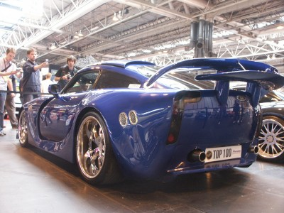 TVR Modified Rear : click to zoom picture.